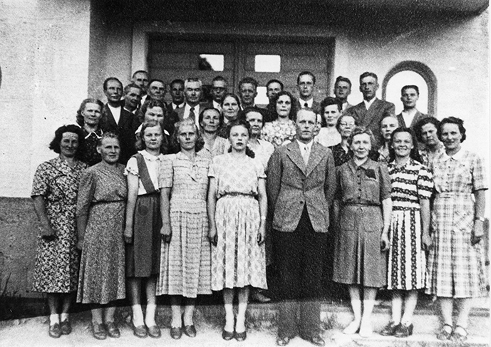 Kosken sekakuoro 1949