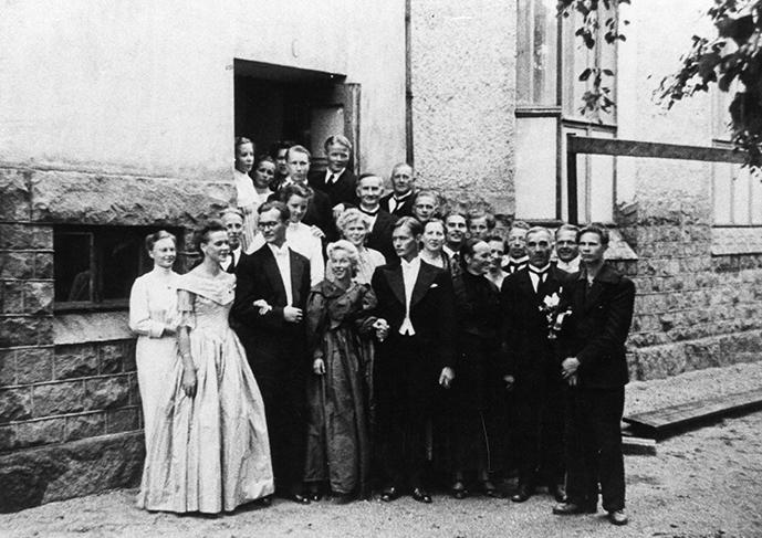 Purpuritanssijat keväällä 1947