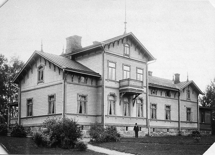 Jokela v.1900