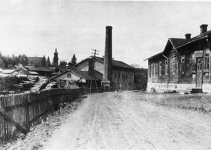 Koski noin 1910