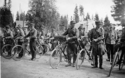 Koskelaiset pioneerit jatkosodassa