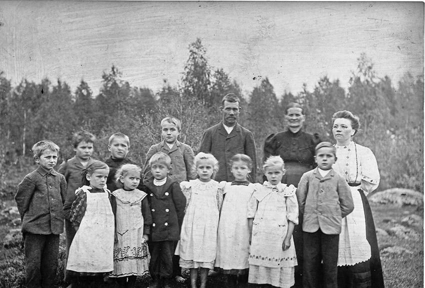 Etolan kiertokoulu 1910-1911