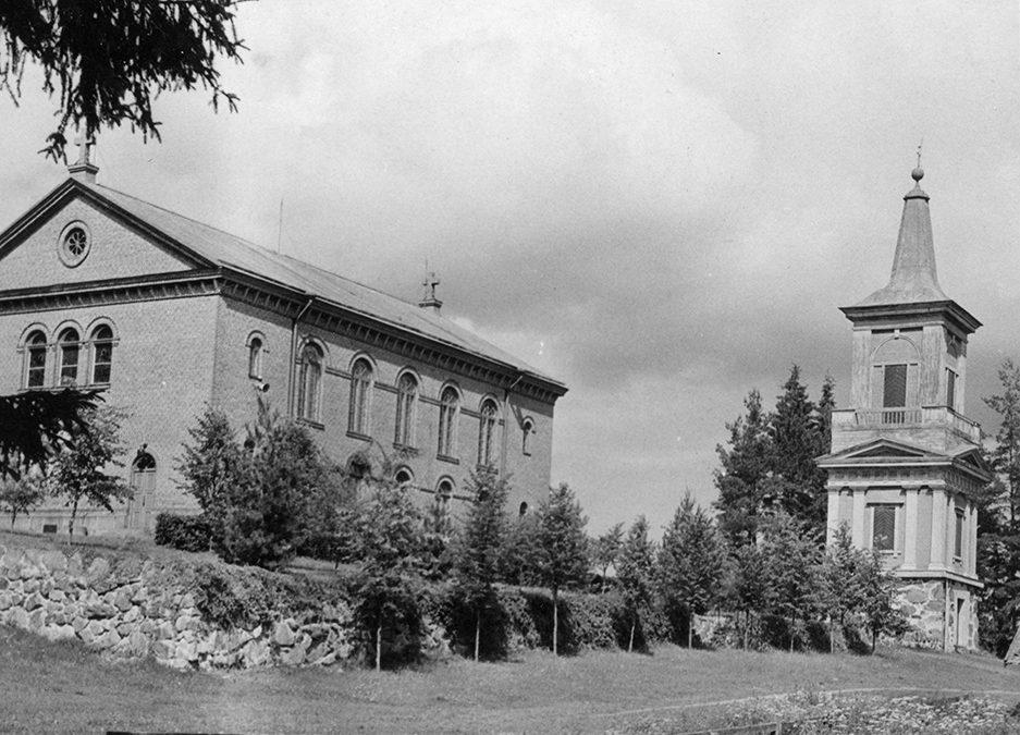 Hämeen Koski itsenäiseksi kirkkoherrakunnaksi 150 vuotta sitten
