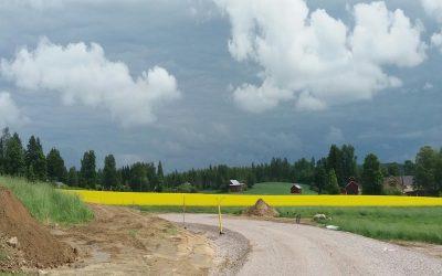 Heikkilän alueen tontit ovat tulossa myyntiin