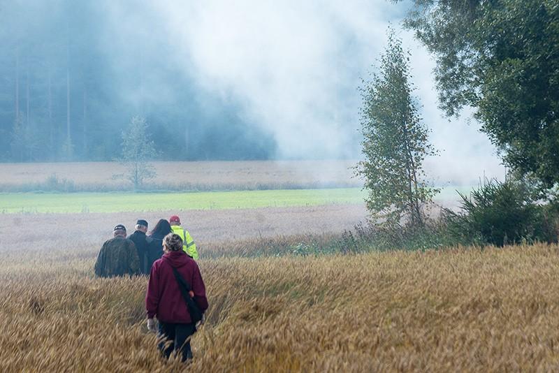 Mieholan kylän Iinijärvellä