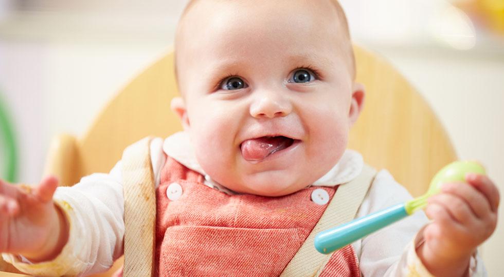 Vauvan ja taaperon ruokakurssi 2.10.