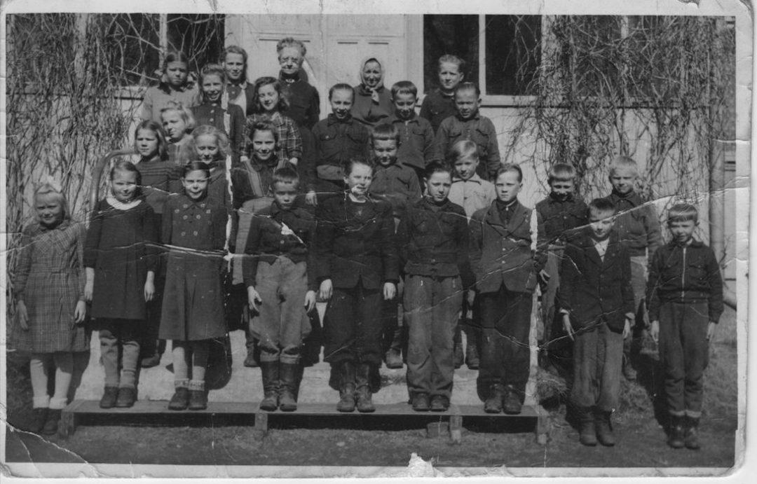 Koulukuva 1947