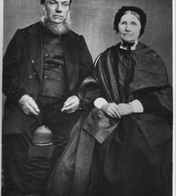 Henrik ja Maria Dufva