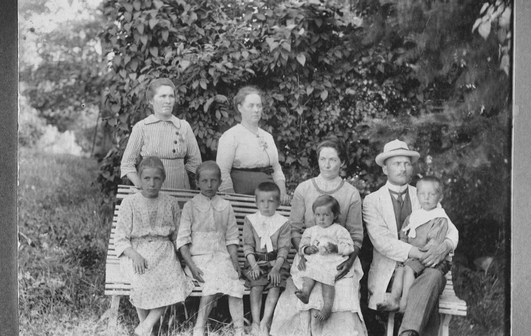 Utelan sukua 1914