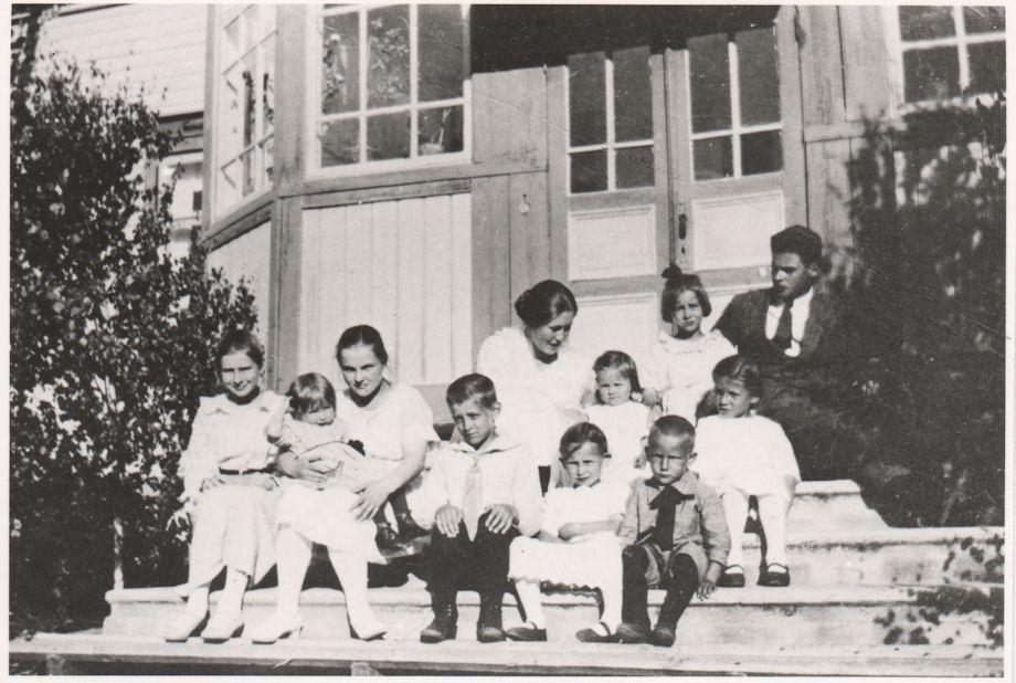 Tammisen serkuksia 1920