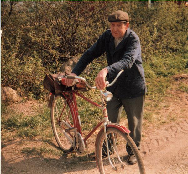 Kauppias Tauno Virtanen 1979
