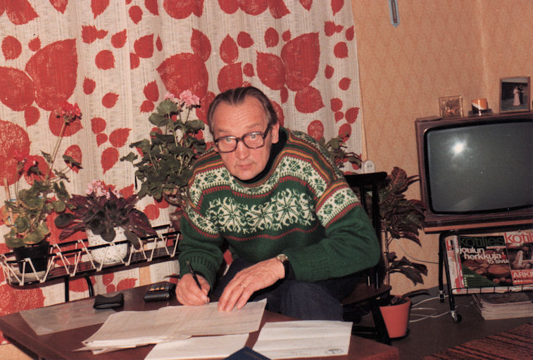 Veikko Lepola 1978