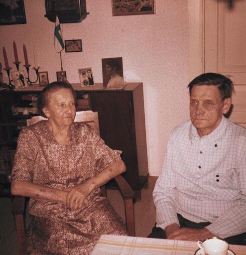 Eemil ja Anna Laine 1978