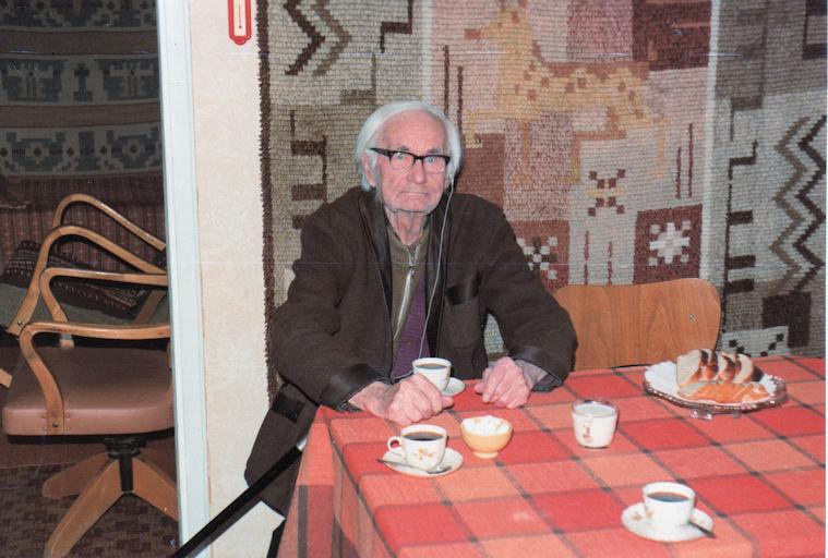Väinö Tuloisela 1979