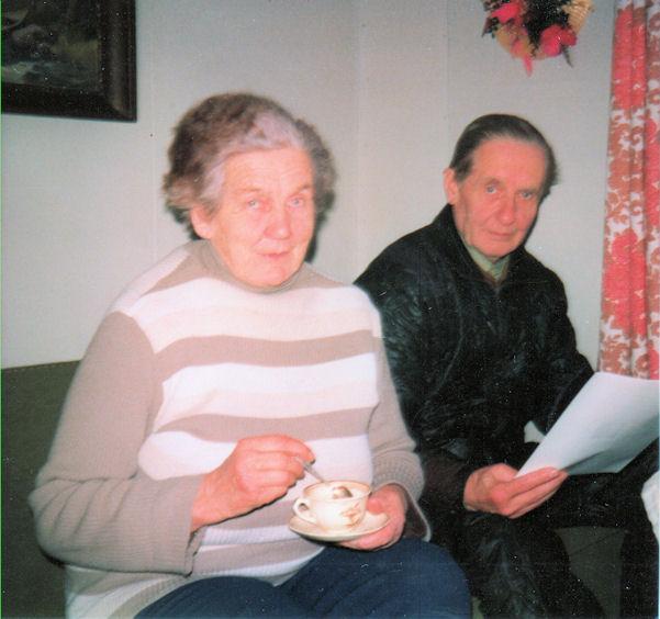Erkki ja Kaisa Raunio 1979