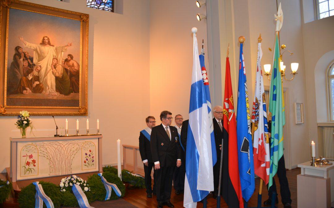 Kuvasatoa Suomi 100 -juhlallisuuksistamme