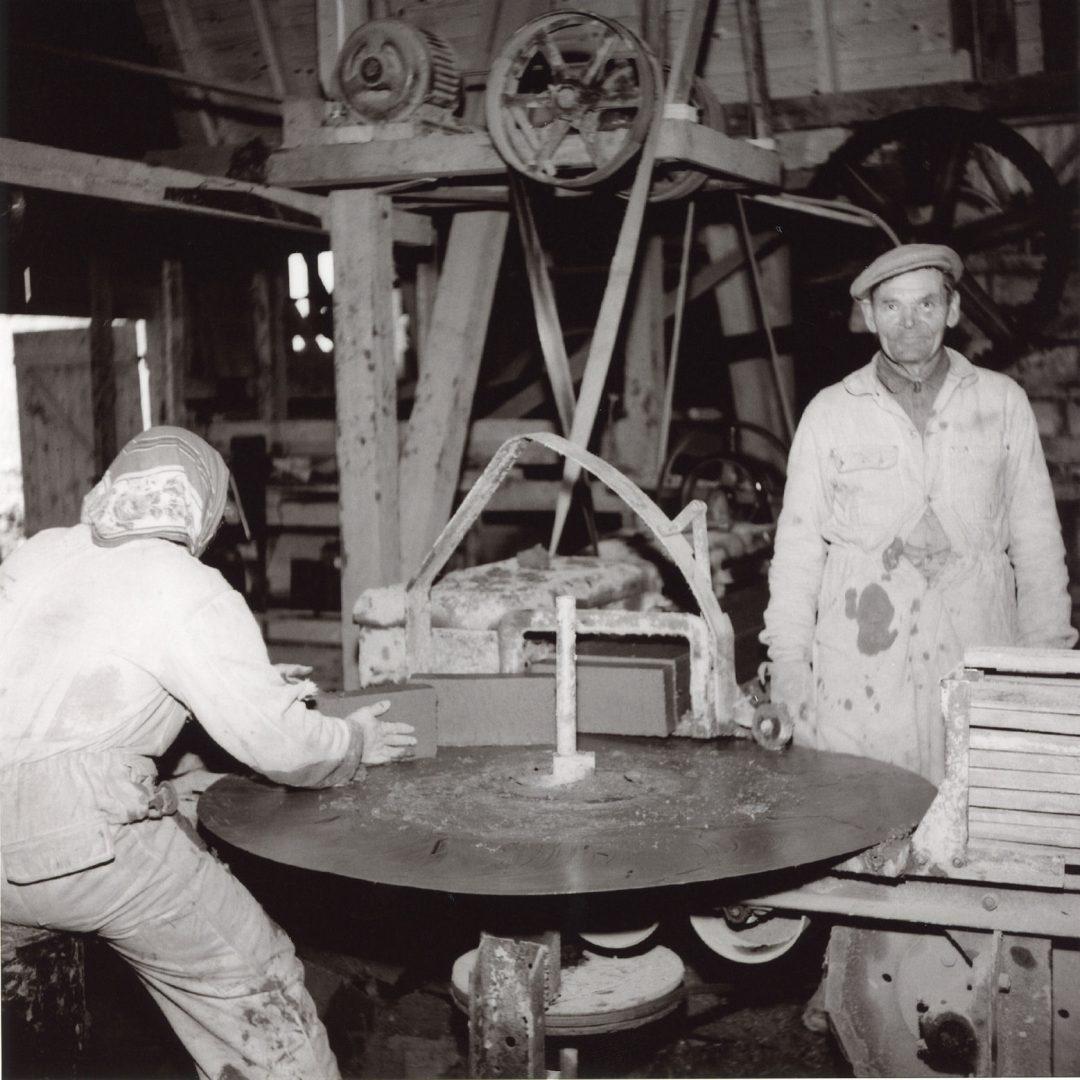 Jäämaan tiilitehtaan toimintaa 4