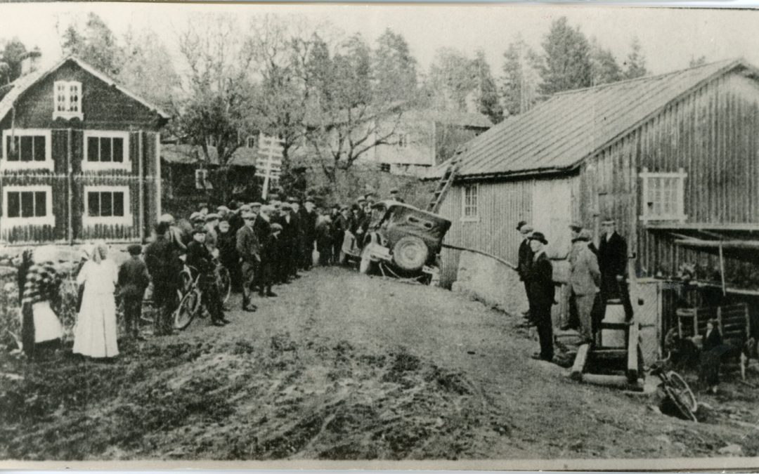 Maria Åkerblomin pako