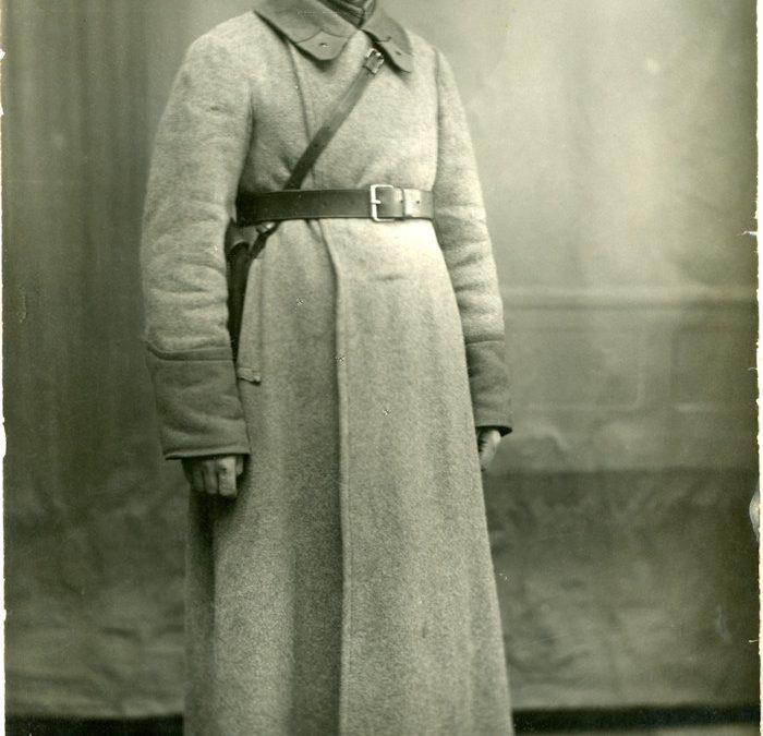 Toivo Suotaila puna-armeijan palveluksessa