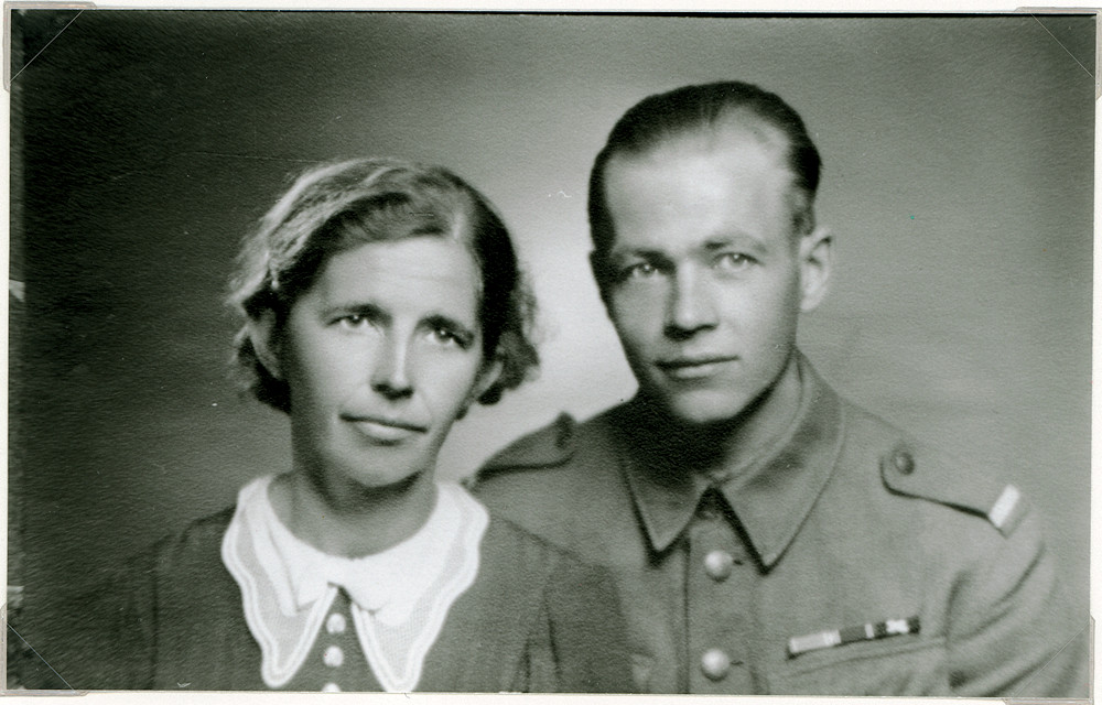 Olga ja Viljo Nordström Putulasta