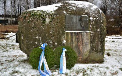 Itsenäisyyssenaattoreiden suvut muistivat J.K. Paasikiveä