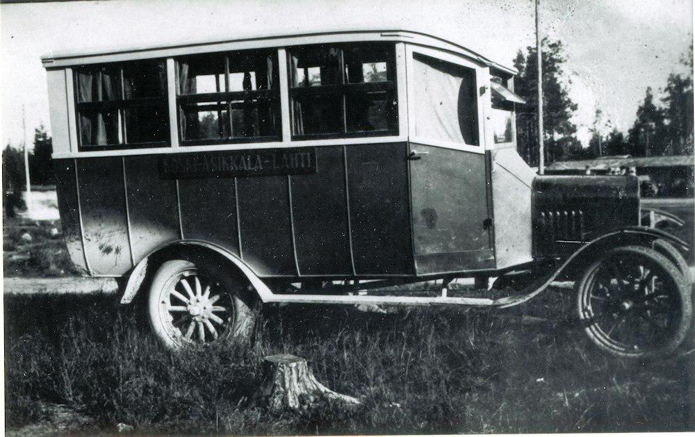 Pekolan linja-auto