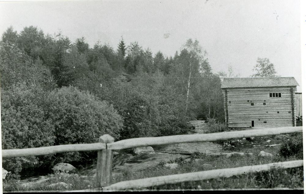 Putulan mylly v. 1913