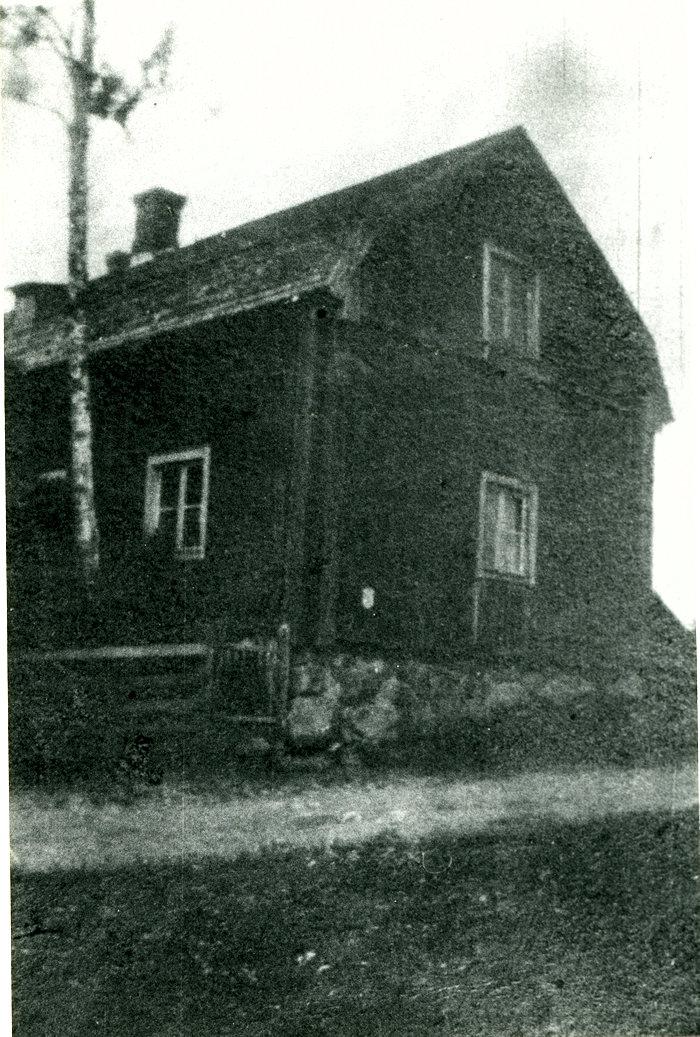 Hyrkkälän kartano v. 1919