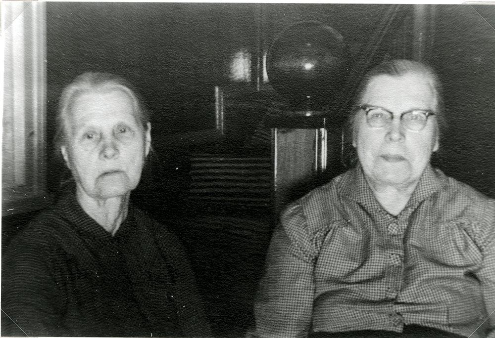 Ruusa Sipilä ja Amanda Rokkila, Hyrkkälä