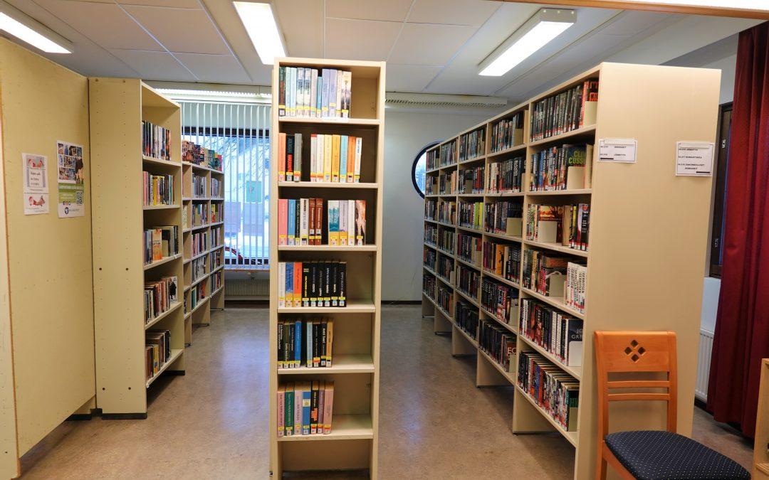 Hämeenkosken kirjasto