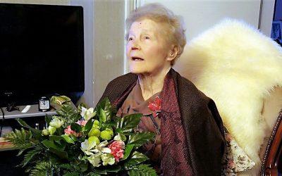 Kaarina Vilén 90 vuotta