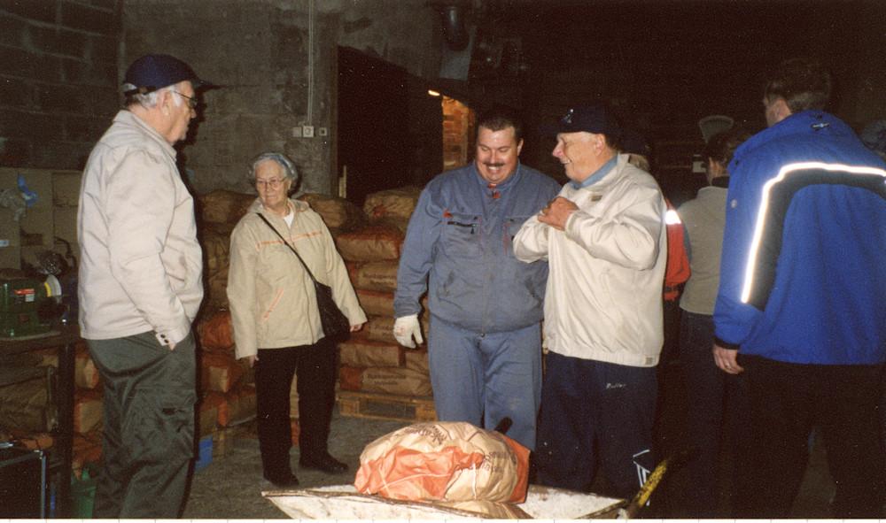 Perunapäivä Peltolassa v. 2005