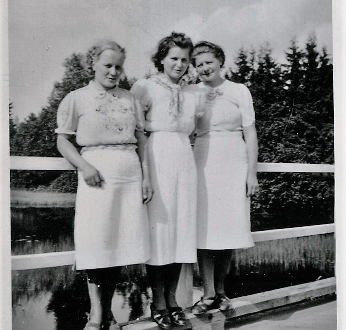 Putulan sillalla, 1930-luvun loppu