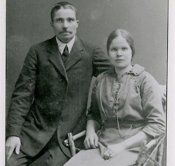 Emil ja Helmi Korju