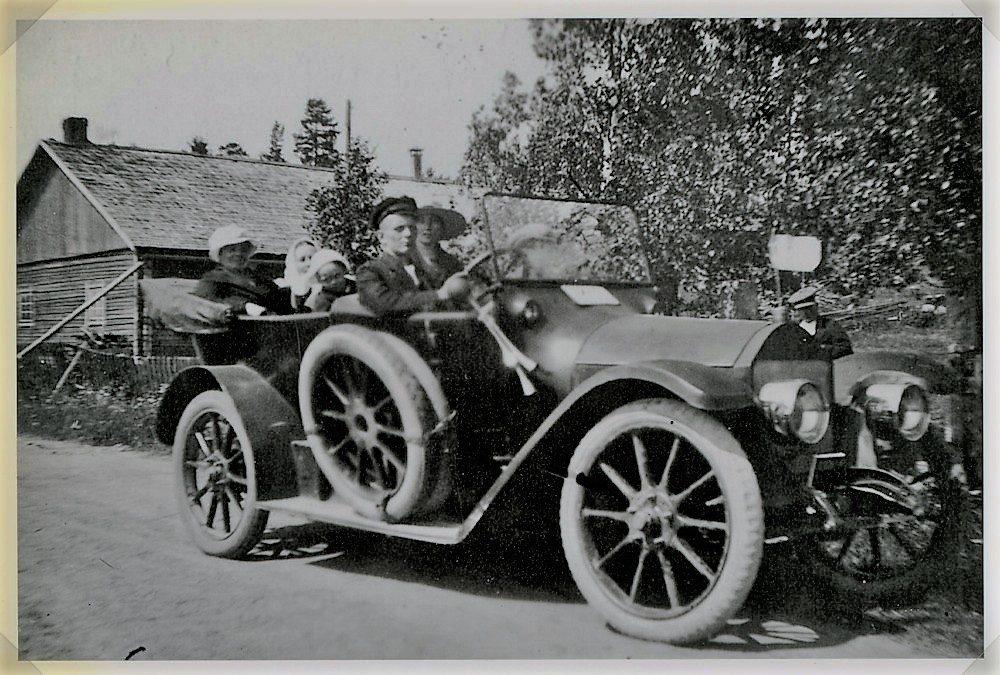 Kirkkokyyti 1920-luvulla