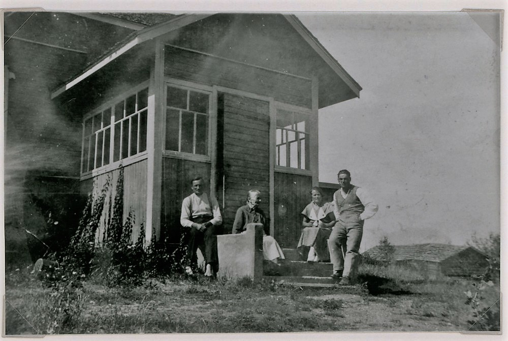 Suojalan vanha talo