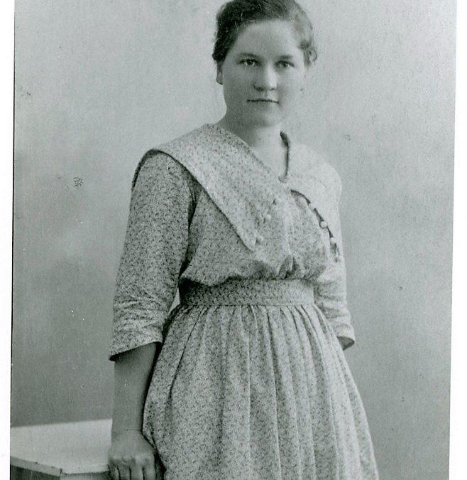 Olga Katariina Tupasela o.s. Tuloisela