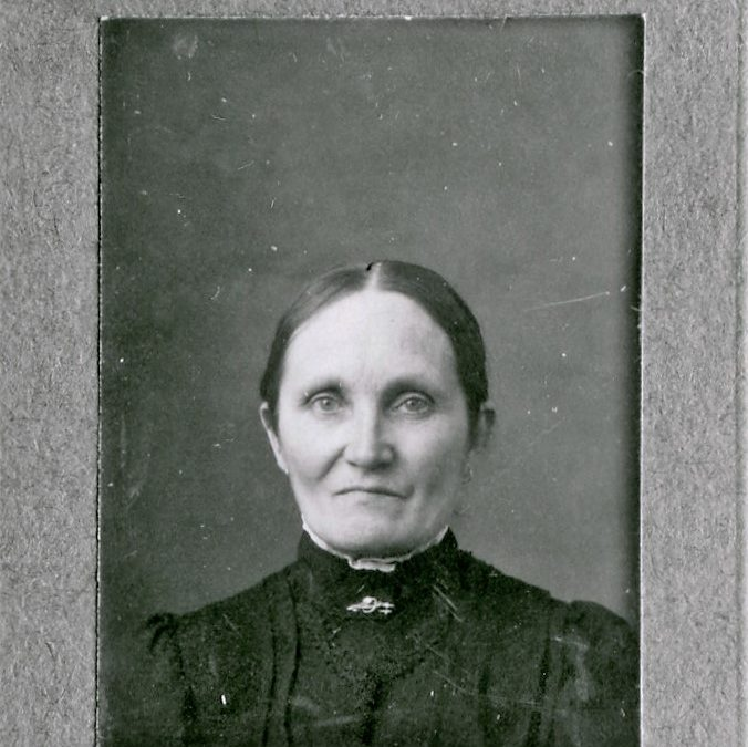 Emäntä Maria Lovisa Mäkelä