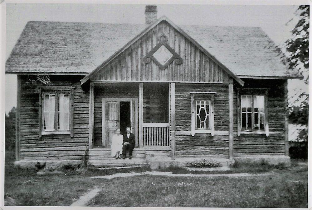 Mäenpään vanha talo, Hyrkkälä