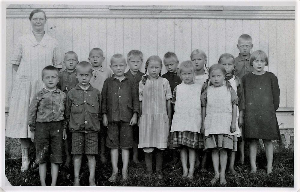 Koulukuva, Putulan kansakoulu
