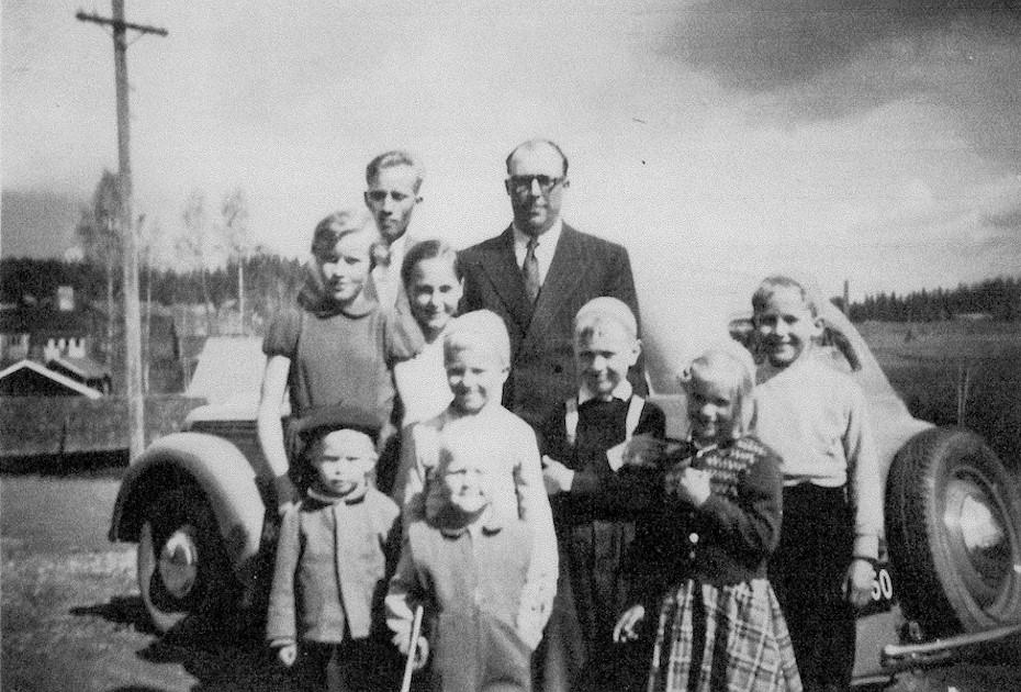 Hyrkkälä, Putula, 1950-luku