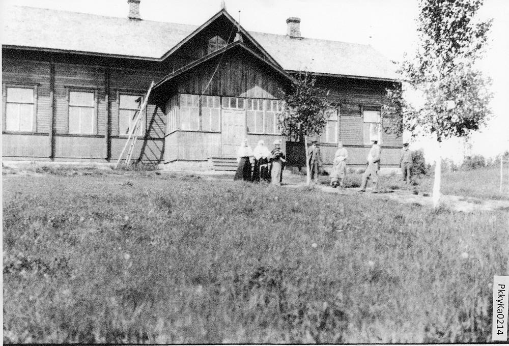 Putulan kansakoulu, 1910-luku