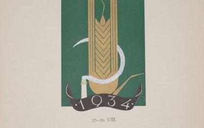 Maatalousnäyttely  Koski H.l. 1934
