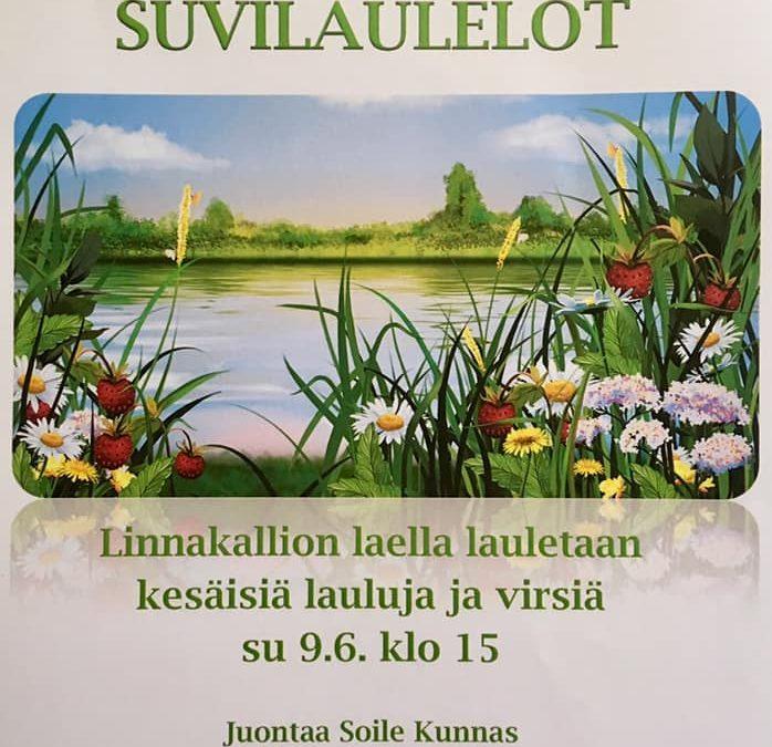 Linnakallion Suvilaulelot