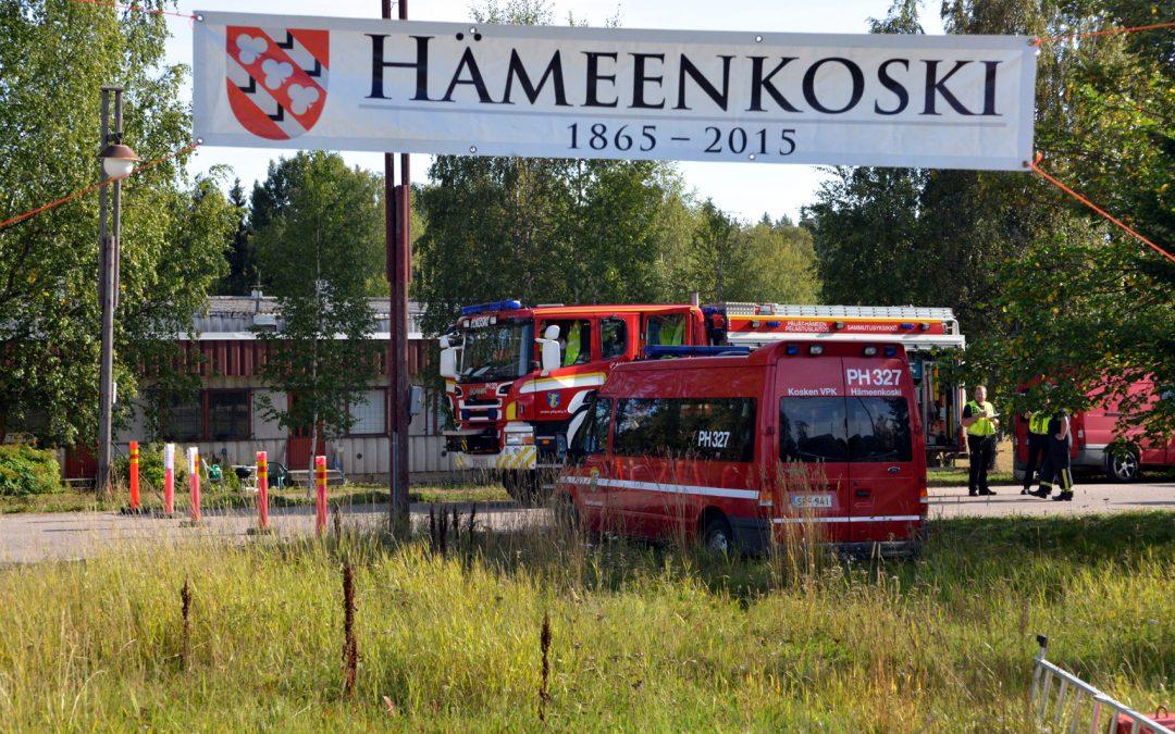 Tarkennuksia Hämeenkoski-päivän ohjelmaan