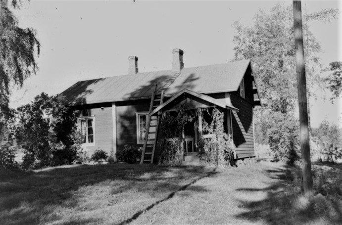 Reunanen, Reino, Koskenkylä