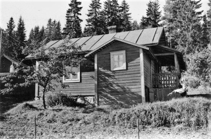 Lavonius, Oiva. Pihlajamäki, Koskenkylä