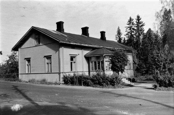 Auri, Väinö. Koskenkylä