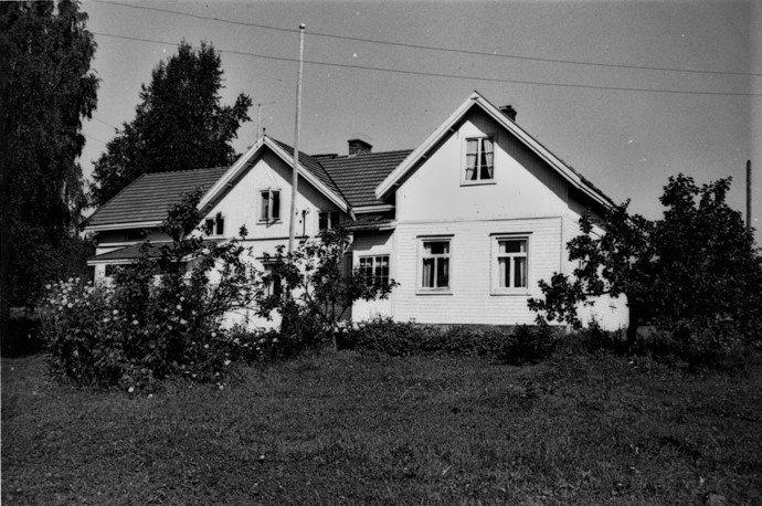 Tervala, Väinö. Tervala, Koskenkylä