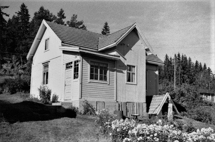 Haapanen, Martta. Koskenkylä